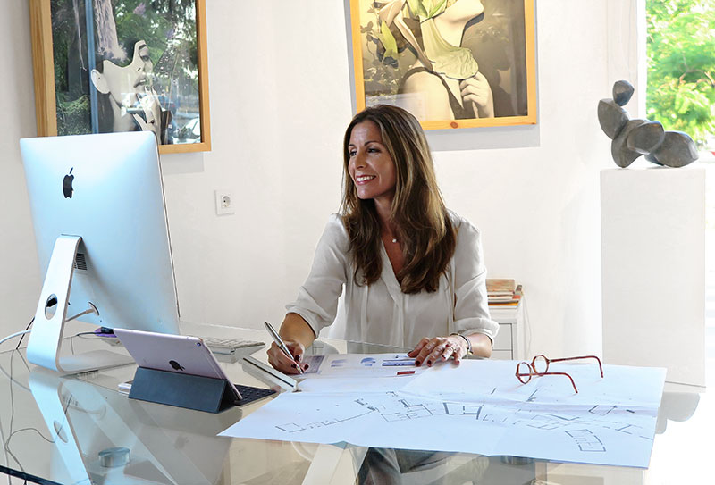 Eva Carrasco - Arquitecta en Marbella